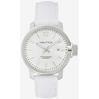 Compra Reloj Nautica NAPSYD010 Para Dama - Blanco online  3f4e671323b6
