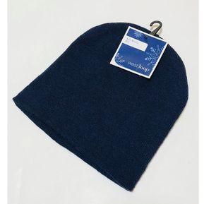 Gorro Chullo Invierno Beanie Hombre Mujer Kast Store Loop - Azul Marino 7dd1c83c95c