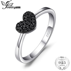d1aa9fdc9856 Anillo Jewelrypalace Genuino Espinel Amor Corazon 925 Plata Esterlina