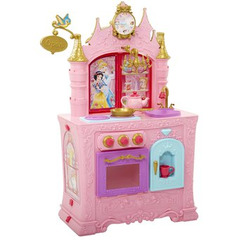 Compra Juguete Cocina Castillo Para Nia Disney Princesa Royal 74022