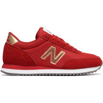 new balance rojo