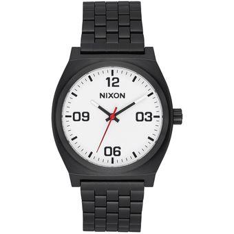 Reloj Nixon Time Teller Corp Back White