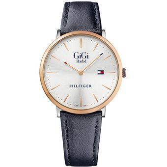 8556e733c740c Compra Reloj Mujer TOMMY HILFIGER GIGI SLIM 1781748 Azul online ...
