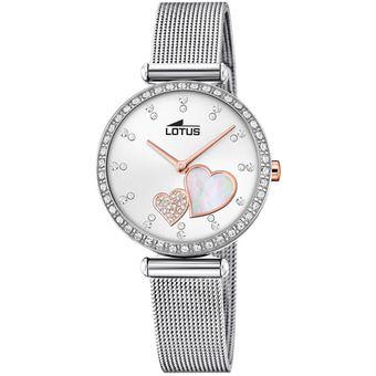 Reloj 18616/1 Plateado Lotus Mujer Bliss Lotus
