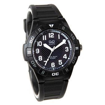 a3f836f4692b Compra Reloj Q Q Deportivo Acuático Para Hombre GW36J005Y - Negro ...