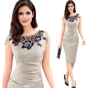 Modelos de vestidos de fiesta informal