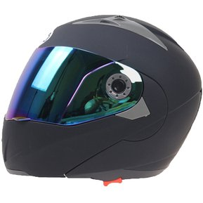 4ba5340816413 Jiekai 105 Casco Integral Electromobile Motocicleta Lente Doble Casco  Protector