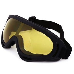 Robesbon No Polarizado Corrientes De Los Deportes Al Aire Libre Ciclismo  Motocross Gafas De Protección UV400 98e7d966f26