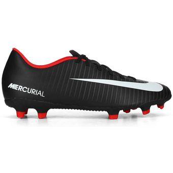 Zapatos linio Fútbol Vortex Negro Perú Hombre Mercurial Nike Iii Fg sQhrtd