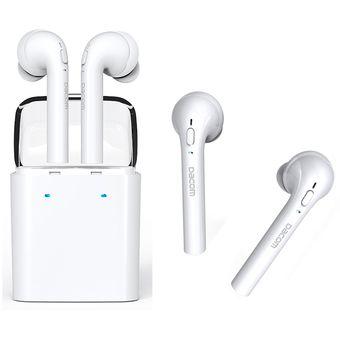 f1a083f9b50 Audífonos, Dacom TWS True Inalambricos Mini Audifonos Bluetooth Manos Libres  4.2 En La Oreja De