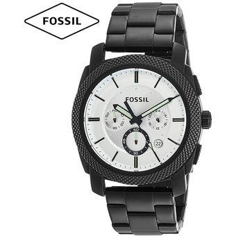 efd394cc972f Compra Reloj Fossil Machine FS5092 Cronometro Acero Inoxidable ...