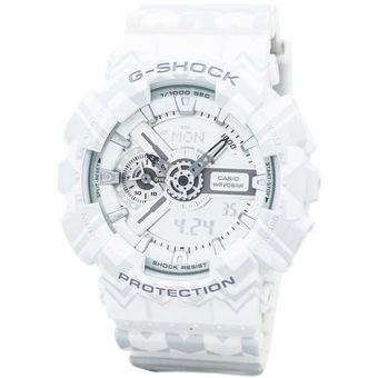 8ca1c8c1e6e9 Compra Reloj CASIO G-Shock Blanco GA-110TP-7A para Hombre online ...