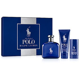 Cofre Polo Blue Men 125 ml EDT - Ralph Lauren
