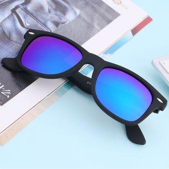 b5838a8e6e Agotado EW Navidad Gafas De Sol Polarizadas Clásicas Para Hombres Y Mujeres- lentes De Color Azul