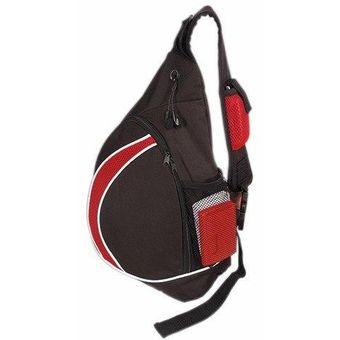 comprar online 32143 e0089 Back Pack O Mochila Cruzada De Poliester 1-Rojo