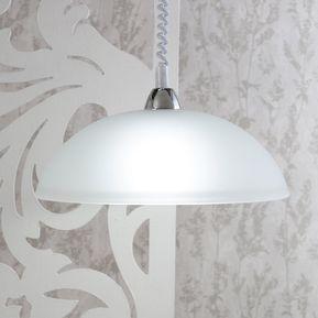 63c7bbc4f259 Lámpara Colgante Para Cocina Casa Bonita Yoyo 1 Luz