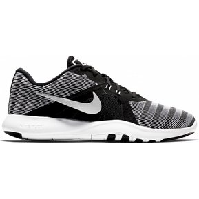 92f39a88 Tenis Training Mujer Nike Flex Trainer 8 Print-Gris con Negro