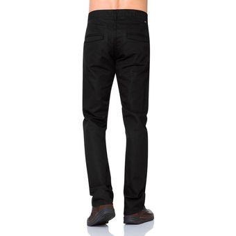 Pantalon Furor Hombre Negro Gabardina Ion Linio Mexico Fu873fa18d225lmx