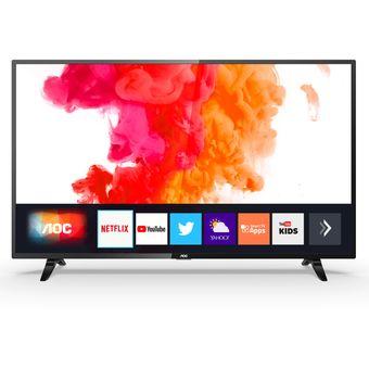 Televisor LED 43'' 43S5295 Full HD Smart TV AOC