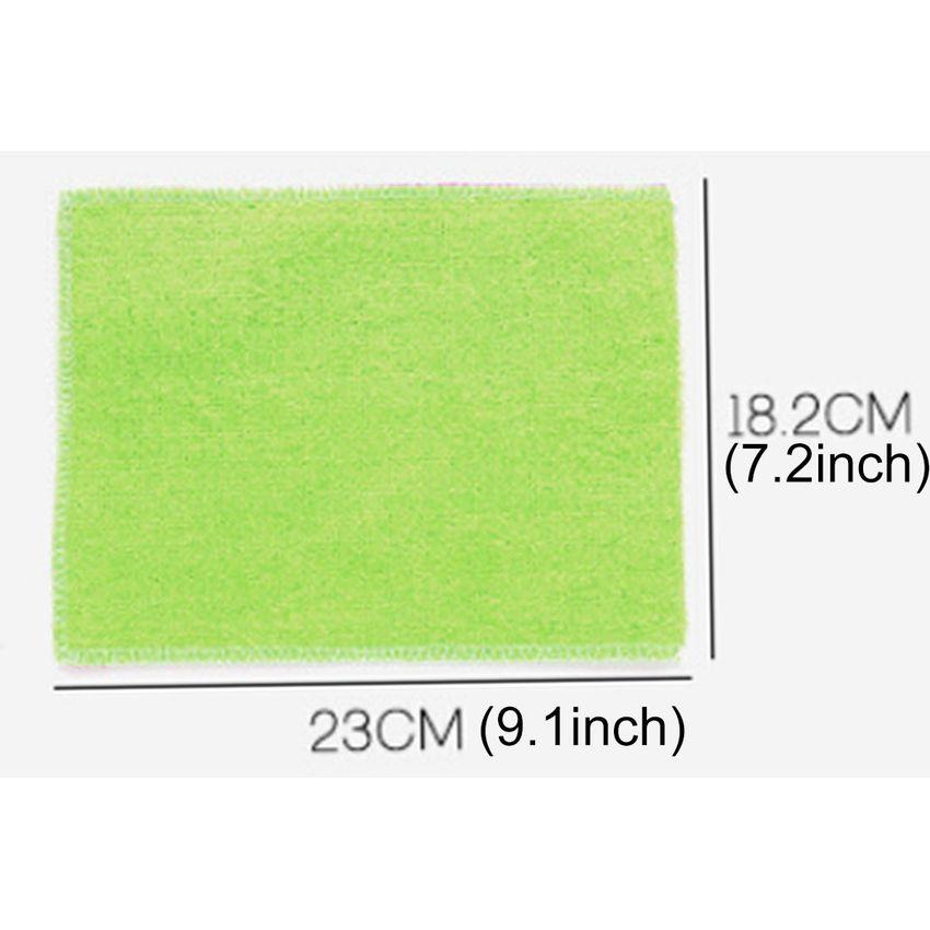 20 Piezas Anti - Grasa Fibra De Bambú Lavado De Vajilla Toallas De Tela (verde) SU015HL1BDWC6LMX qbjWgOiW qbjWgOiW 00KQn5Br