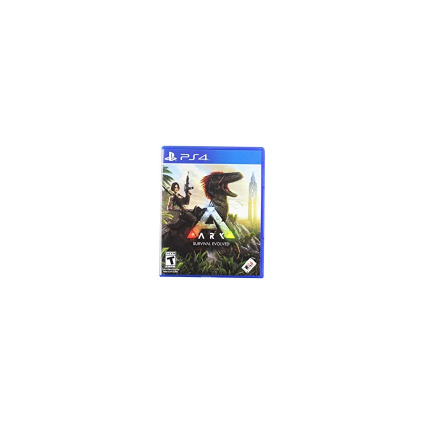 Ark Survival Evolved - PS4 - Físico
