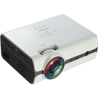 Uhappy U45 Pro Home Theater Multimedia Mini Portable HD 1080p Proyector LED
