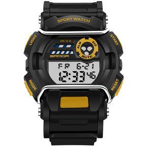 b895bb46679b Reloj Deportivo Digital Para Hombre Al Aire Libre Reloj Militar LED