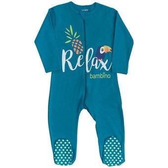 0e1aac333a Compra Pijama Bambino Boy Relax Azul online