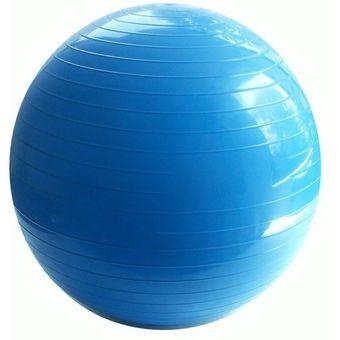 Agotado Diordi - Pelota De Pilates Y Yoga Terapéutica Con Inflador 75 Cm -  Azul 3196466fb2ef
