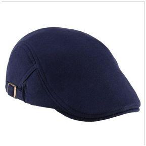 Boina Hombre Kast Store Modelo Addup - Azul Marino 8c773109b76