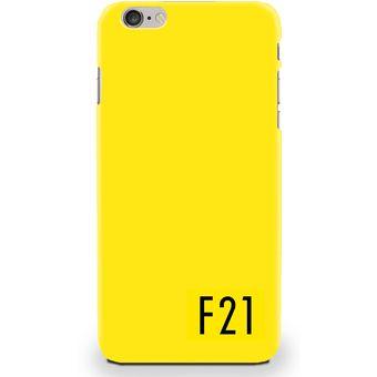 more photos 1e829 92a12 Compra Carcasa IPhone 6/6S Plus - Forever 21 - F21 -Case Funda Protector  online | Linio Perú