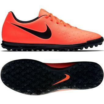 sports shoes 8c0b2 a11d2 Agotado Guayos Fútbol Hombre Nike MagistaX Ola II TF -Naranja