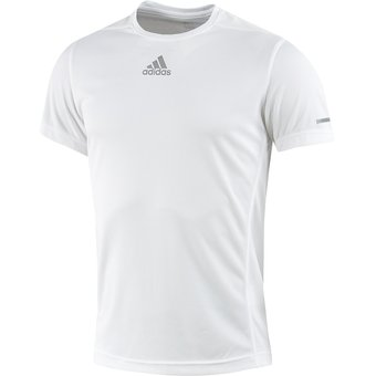 5e5ac6e05 Compra Camiseta Adidas RUN TEE M S03010 - Blanco online