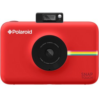 Compra Polaroid Snap Touch Instant Digital Camera (Red) online ... cb42e386f8