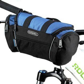 9faf2628c52 Compra Bolso para bicicleta para colgar en testera de la bici - Azul ...