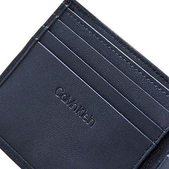 8616d8430 Compra Billetera para Hombre Calvin Klein Smooth Emboss S-Negro ...