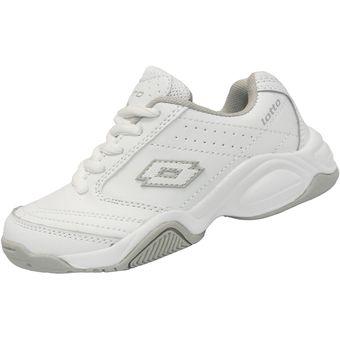 Zapatos blancos Lotto infantiles kPMpD6hQlb