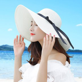 91f9b9ae3249a Protector Solar De Verano Sombrero Costero Grande Sol Playa Sombrero