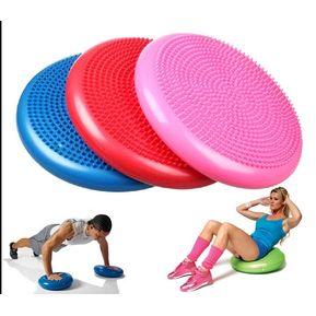 Disco Balance Air Pad Pilates Yoga Medio Bosu 7c2d6e6330fe
