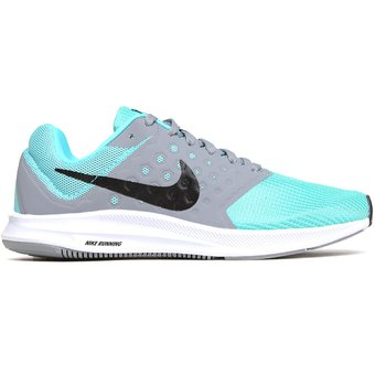 Compra Zapatos Running Mujer Nike Downshifter 7-Azul online  7d7564a6ffe10