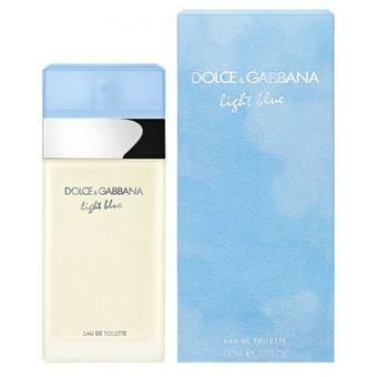 8b5d6bdd2370 Compra Perfume Original Light Blue 100ml De Dolce   Gabbana Para ...