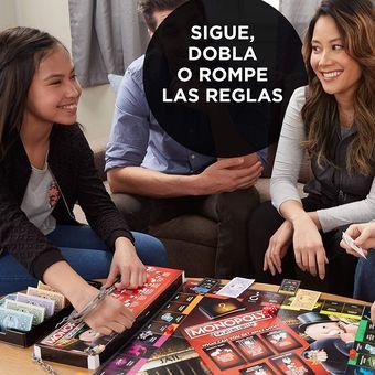 Compra Juego De Mesa Monopoly Edicion Para Tramposos E1871 Hasbro