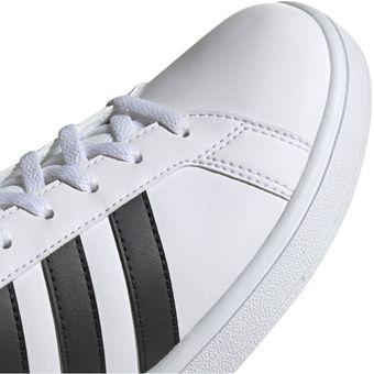 Puede ser calculado mercado Peligro  Zapatillas Adidas Grand Court Base - Blanco   Linio Perú - AD484FA0QDVIMLPE