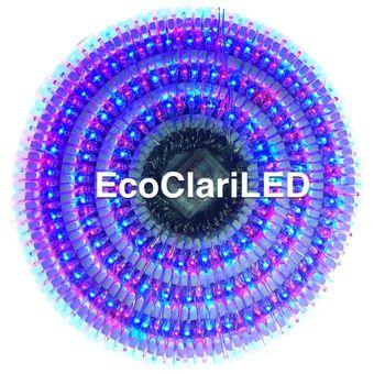 0f288975784fa Agotado Serie Navideña Led 300 Luces Color Rojo Y Azul Decoración Para  Árbol De Navidad