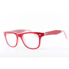 6912916c2a Armazones Marcos para lentes Opticos estilo Wayfarer Rojos