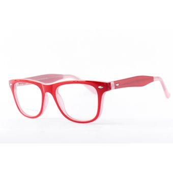e812684c87 Compra Armazones Marcos para lentes Opticos estilo Wayfarer Rojos ...