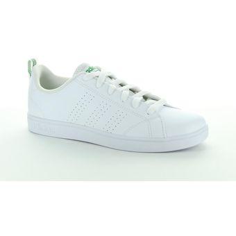Tenis Adidas Mujer Blanco Tipo Napa Aw4884