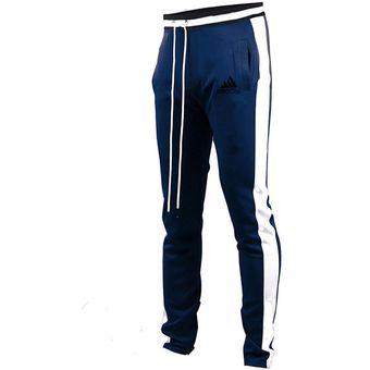 Pantalones Deportivos Informales De Otono Para Hombre Pantalones Deportivos De Marca A Rayas Con Costuras A La Moda Comodos Pantalones Deportivos Tipo Jogger Color 8 Linio Peru Un055fa08cnxplpe