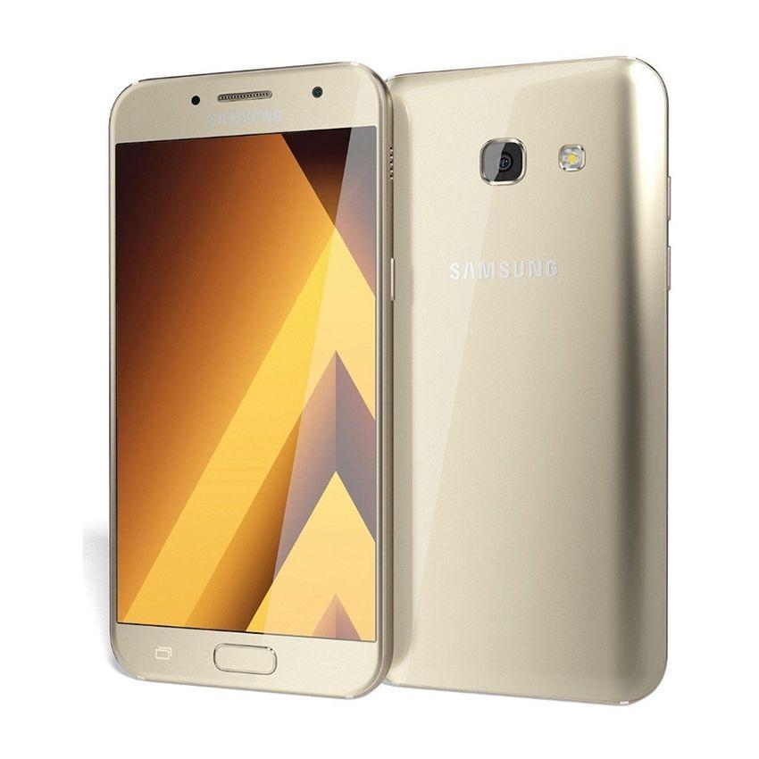 Samsung A520F GALAXY A5 (2017) 3 + 32GB Single Sim Oro