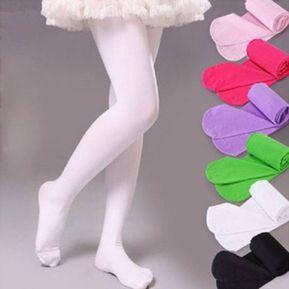 e829a7902 Terciopelo Niñas Medias Leggings Pantyhose(3 Pares)